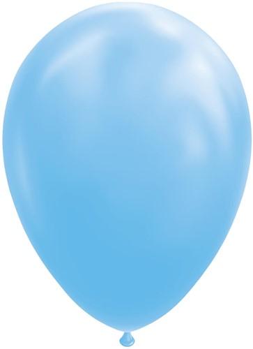 Ballonnen Lichtblauw 30cm - 25st