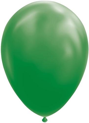 Ballonnen Groen 30cm - 25st
