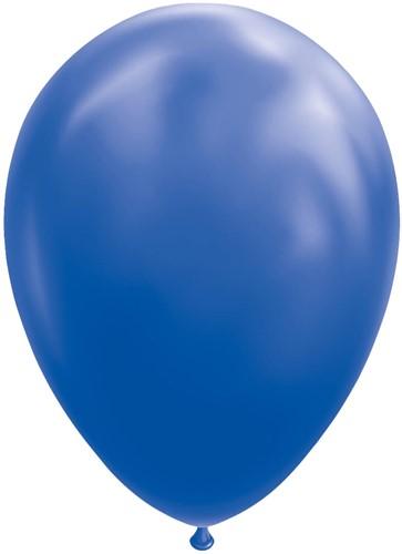Ballonnen Blauw 25 stuks 30cm