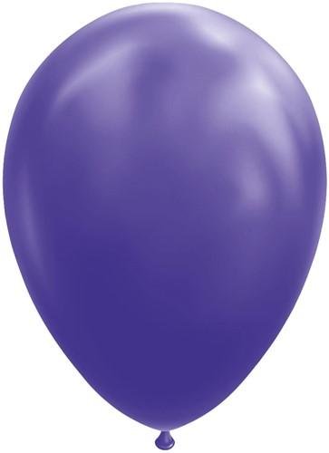 Ballonnen Paars 30cm - 25st