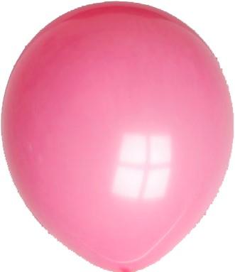 Ballonnen Fuchsia 25 Stuks 30 CM