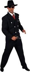 Gangster Heer Luxe Zwart