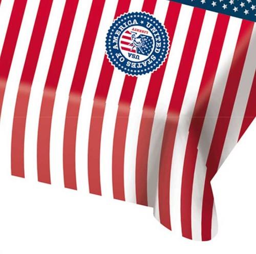Tafelkleed USA - Amerika 130x180cm
