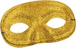 Oogmasker Glitter Goud