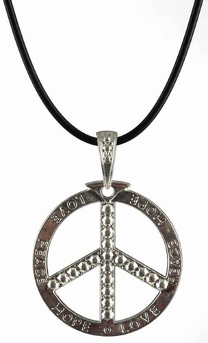 Peace Ketting Luxe