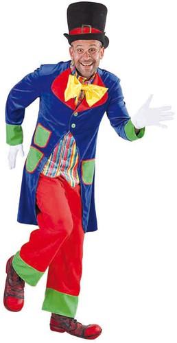 Clownspak Lucky voor heren