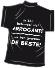 Mini-shirt Arrogant