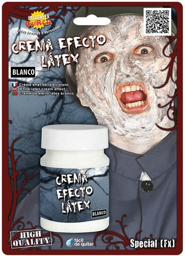 Latex Creme Wit (30ml)