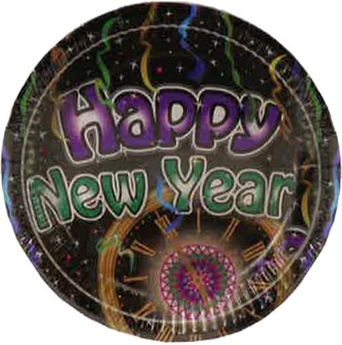 Borden Happy New Year 6st