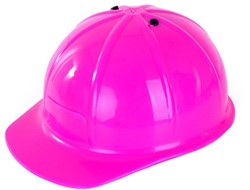 Bouwvakkershelm Pink