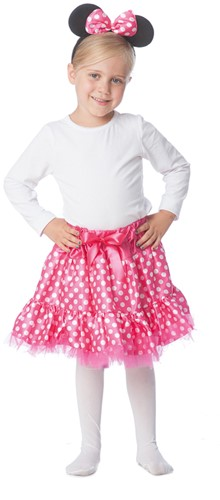 Set Minnie Pink 2dlg