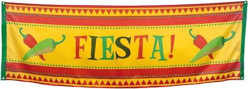 Banner Fiesta Mexico 74X220CM