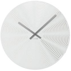 Wall Clock Disc Aluminium