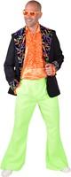 Eighties Disco Colbert Zwart met Fluor Sterren-2