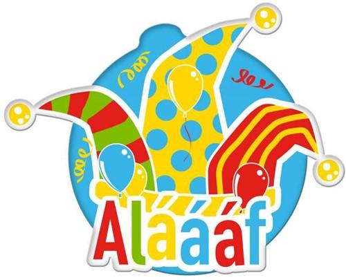 Wanddeco Alaaf