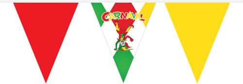 Vlaggenlijn Carnaval 10m
