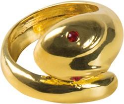 Epyptische Ring Gouden Slang