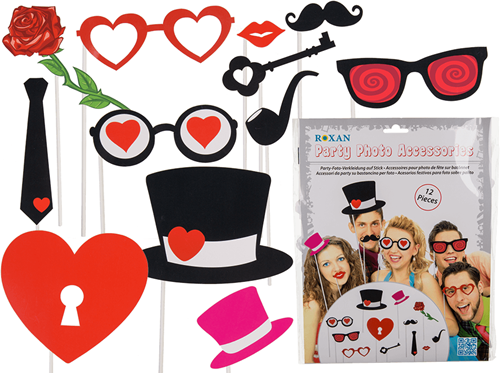 Photo Booth Props Liefde - Love