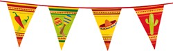 Vlaggenlijn Fiesta Mexico 6mtr