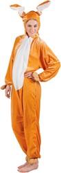 Kostuum Paashaas Pluche