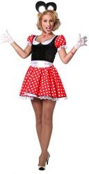 Damesjurkje Minnie Mouse Modern