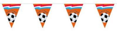 Vlaggenlijn Voetbal 6m