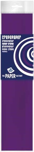 Crepe Papier Paars