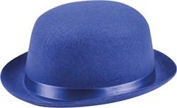 Vilten Bolhoed Blauw