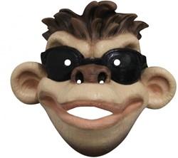 Cool Chimp Masker Latex (Gezichtsmasker)