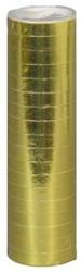 Serpentine Metallic Goud