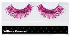 Wimpers Lametta Neon Pink
