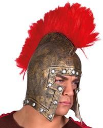Helm Romeinse Opperbevelhebber Centurio (latex)