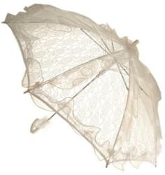 Bydemeyer paraplu wit Wit