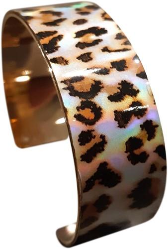 Armband Parelmoer Panter