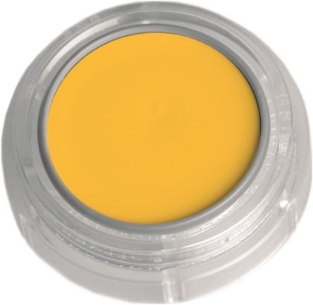 Grimas Creme Make-Up 201 Oranjegeel (2,5ml)