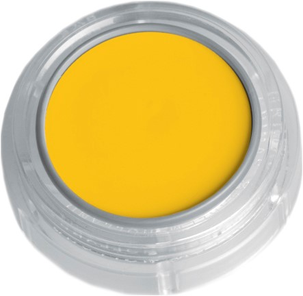 Grimas Water Make-up 201 Geel (2,5ml)