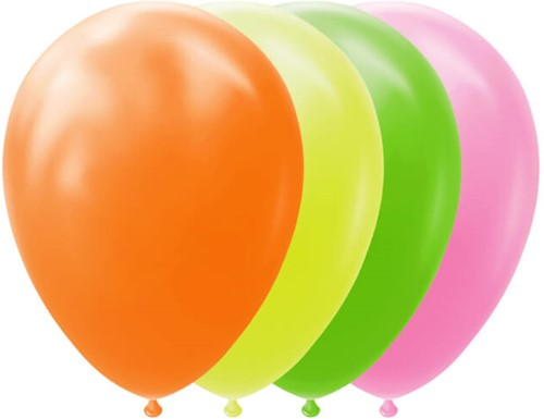 Ballonnen Fluor 10st