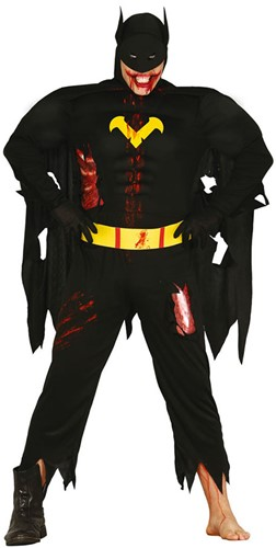 Halloween Kostuum Zombie Batman