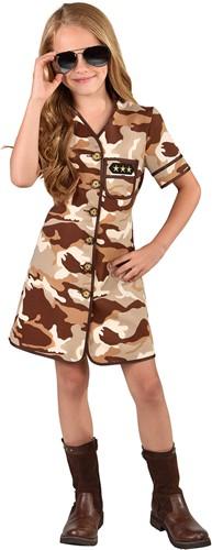 Legerjurkje Desert Storm voor meisjes
