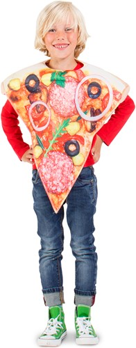 Kinderkostuum Pizza