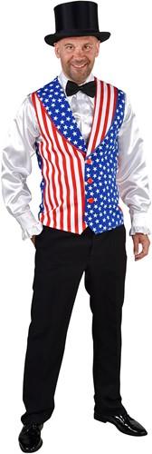 Heren Vest USA - Amerika