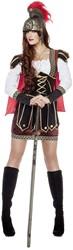 Dameskostuum Romeinse Gladiatrix