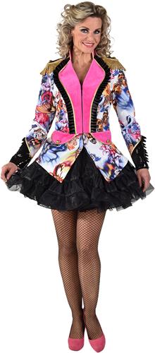 Carnavalsjas Butterfly Paradise voor dames