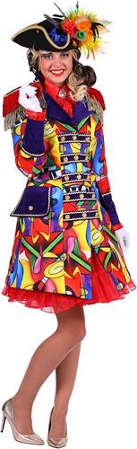 Carnavalsjas Celebration Muziek voor dames