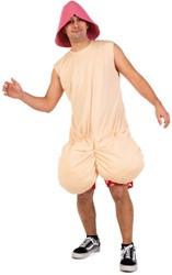 Kostuum Crazy Penis