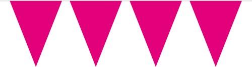 Vlaggenlijn Pink (10m)