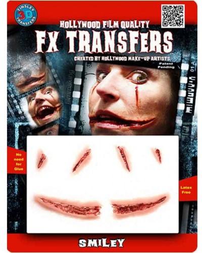 Professionele Wond FX - Smiley/Joker Smile