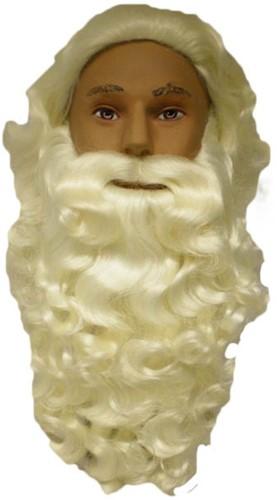 Sinterklaas Baardstel Luxe A1