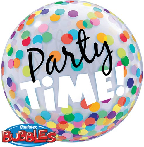 Bubble Ballon Party Time!