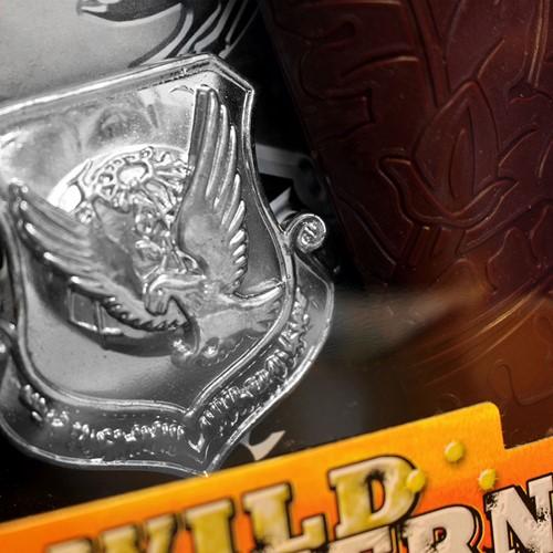 Cowboyset Kind (Pistolen & Holsters) (detail 2)